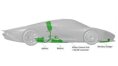 2020 McLaren Speedtail Specs - Horsepower, Torque, Acceleration for McLaren  Speedtail | Hybrid Engine Diagram Of Mclaren S |  | Road & Track
