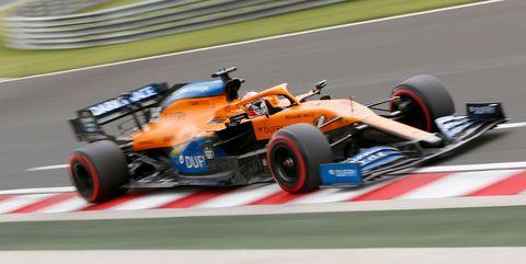 auto f1 prix hun qualifying
