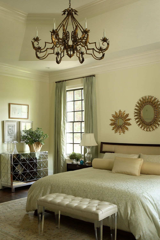 bedroom decorating ideas light green walls 22 green bedroom design ideas for a fresh upgrade 20245 | mclaurininteriosweb 1517851100