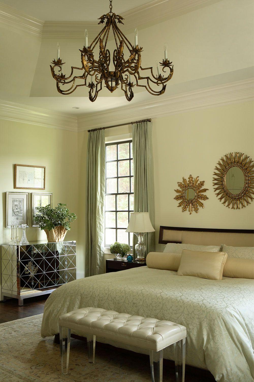 Green Bedrooms