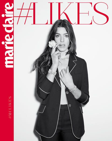 Marie Claire #Likes è in edicola!