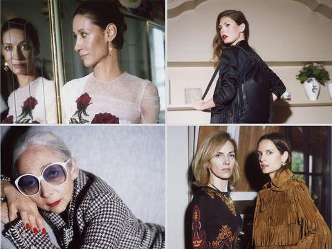 Le icone di MCLikes posano per un servizio di moda esclusivo a cura di La Double J - Viviana Volpicella