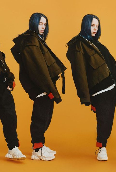 Billie Eilish Is Now A Model For Mcm