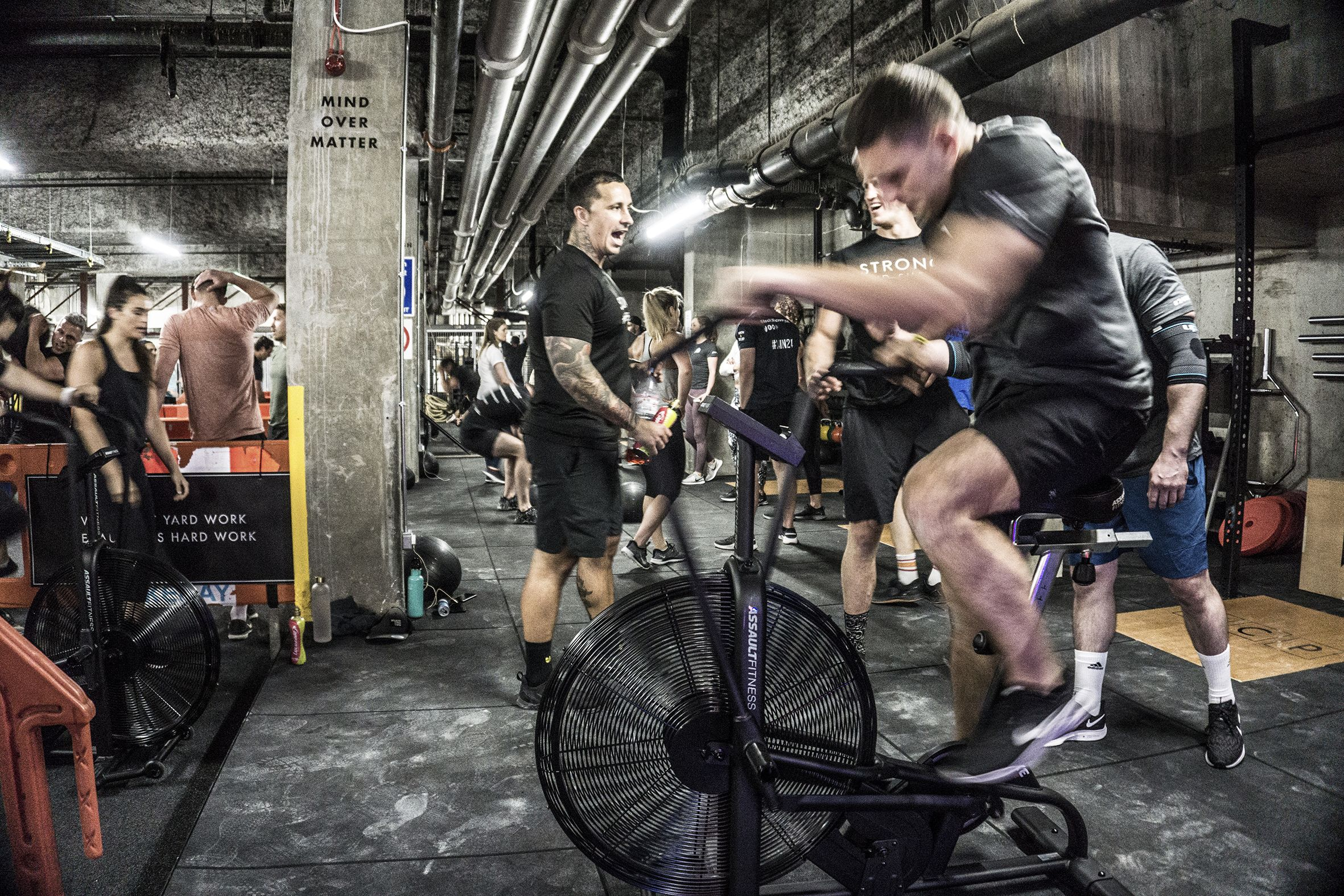 The Gym That's Strengthening Minds Over Bodies