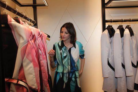 Le foto del party Marie Claire nella boutique di Antonio Croce