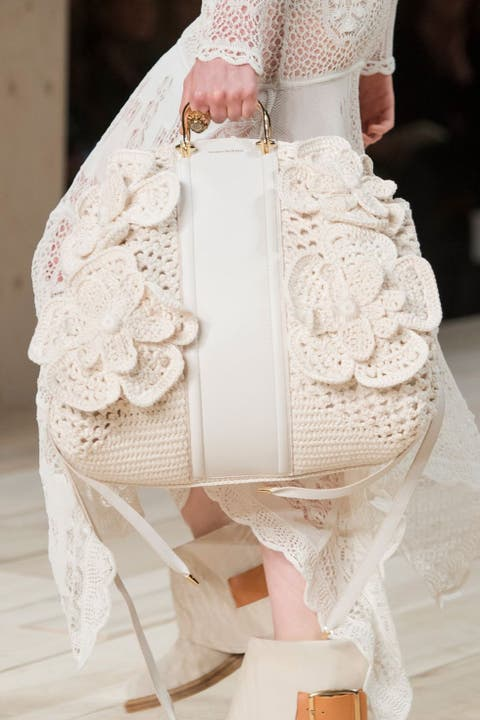 White, Fashion, Clothing, Haute couture, Lace, Pink, Dress, Shoulder, Footwear, Fashion accessory,