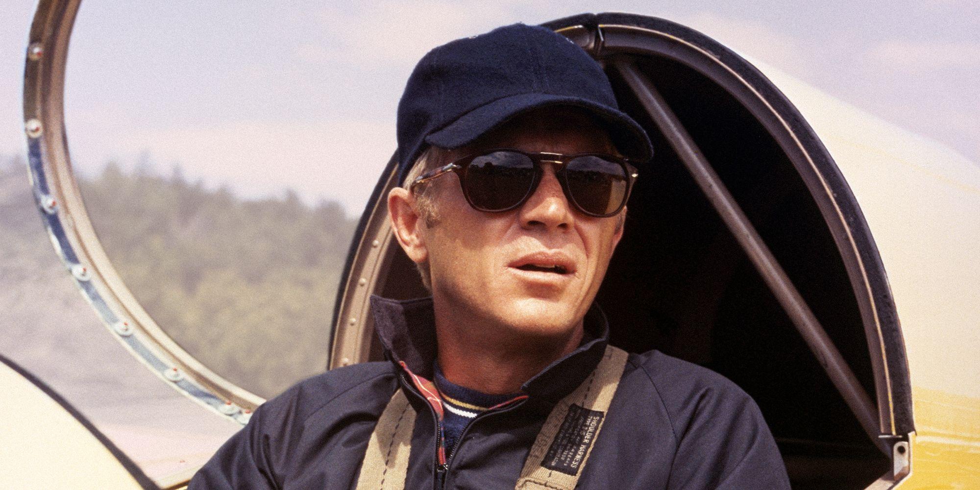 Steve McQueen's Iconic Persols Just Got a Damn Cool Update