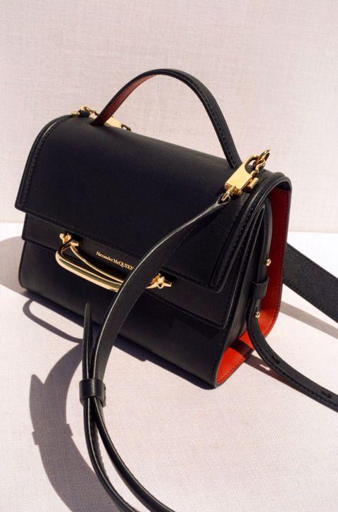 Handbag, Bag, Fashion accessory, Leather, Satchel, Shoulder bag, Material property, Luggage and bags, Tote bag, Kelly bag,