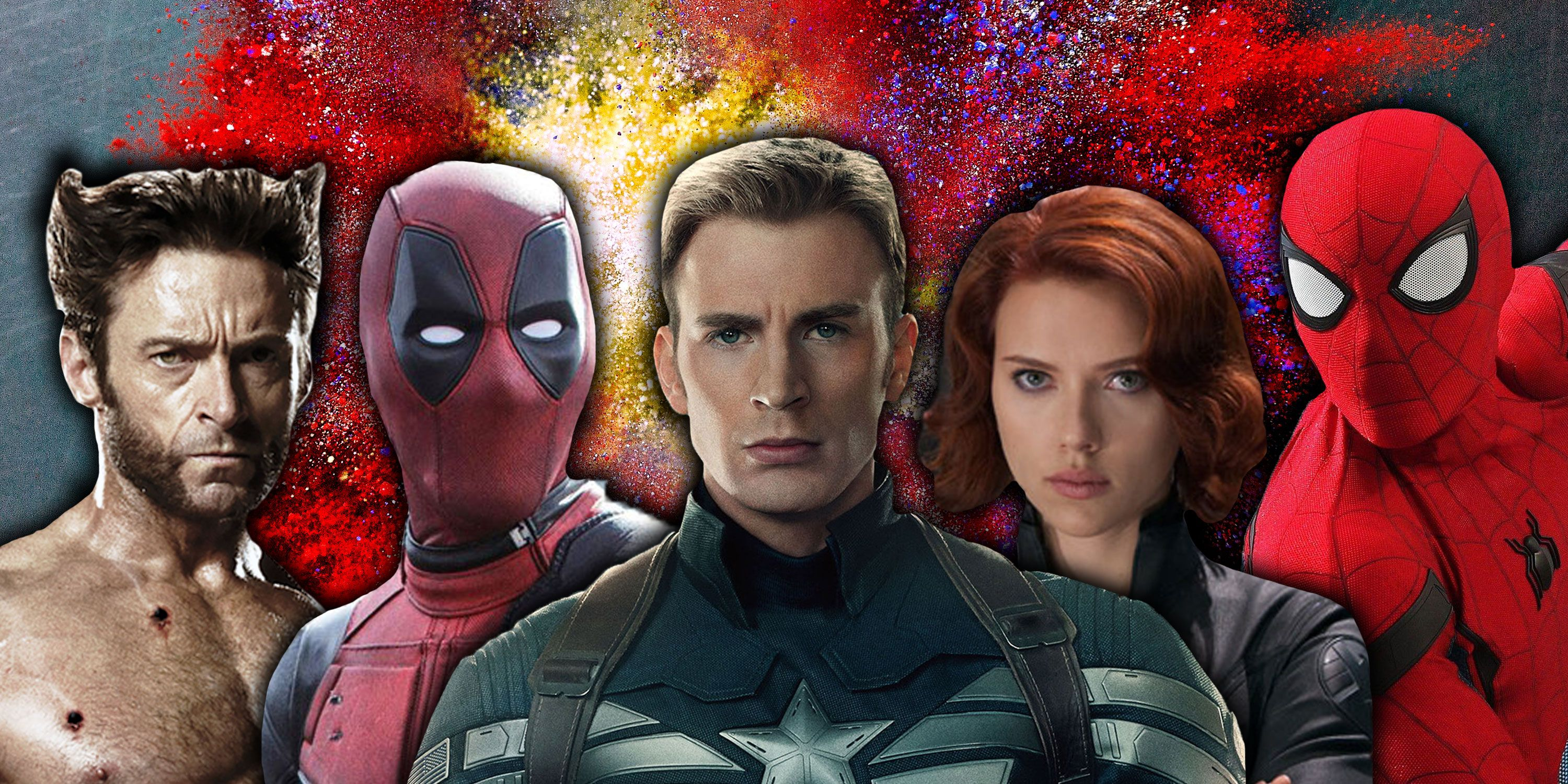 Deadpool, X-Men join MCU