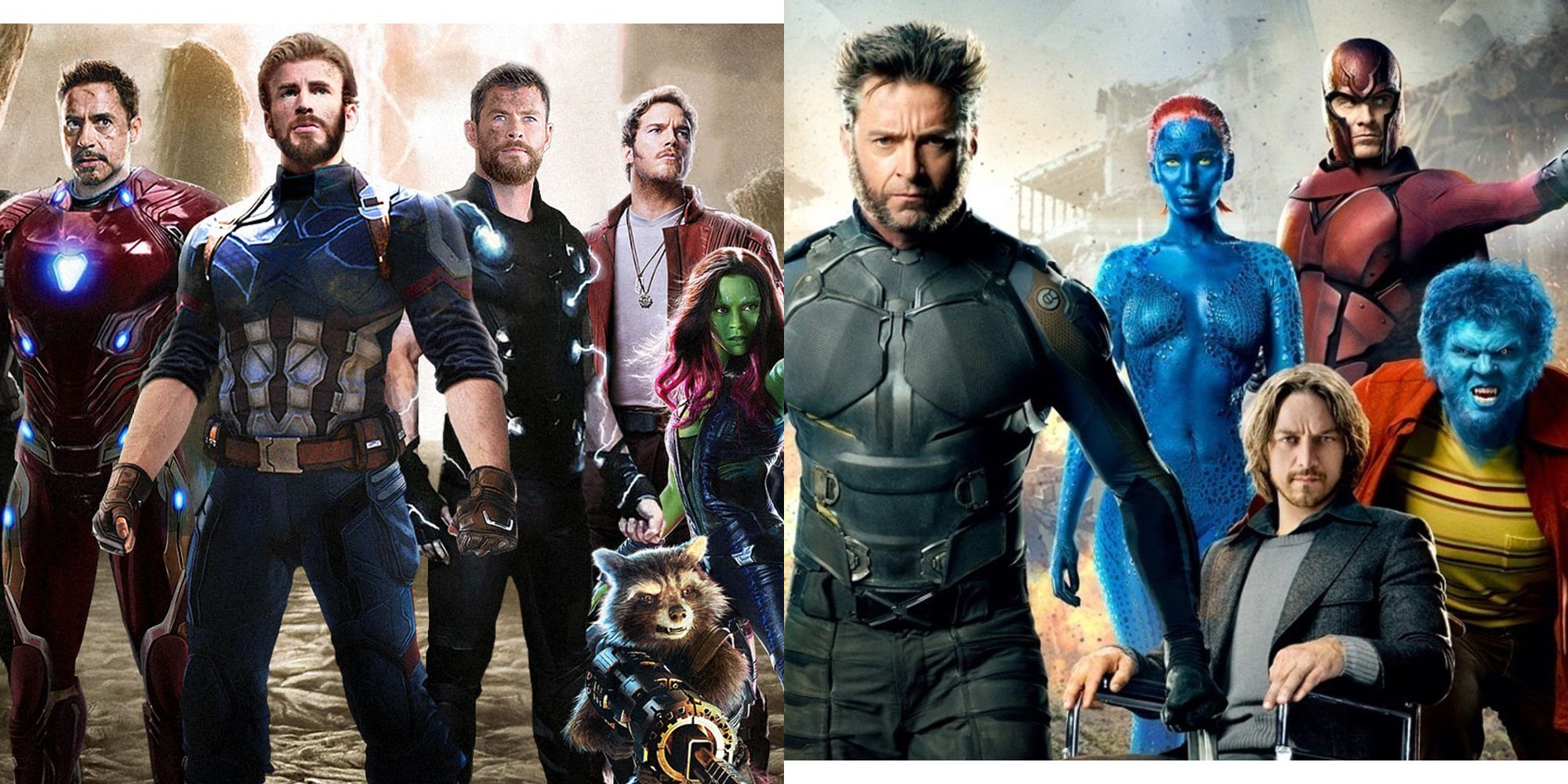 X Men Fantastic 4 Avengers 4 Fan Theory How Avengers 4 Will Introduce X Men Fantastic 4 Into The Marvel Cinematic Universe
