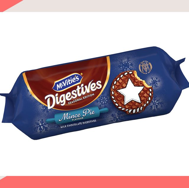 mcvities mince pie flavour digestives