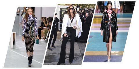Clothing, Street fashion, Fashion, Fashion model, Suit, Blazer, Black-and-white, Dress, Footwear, Formal wear,