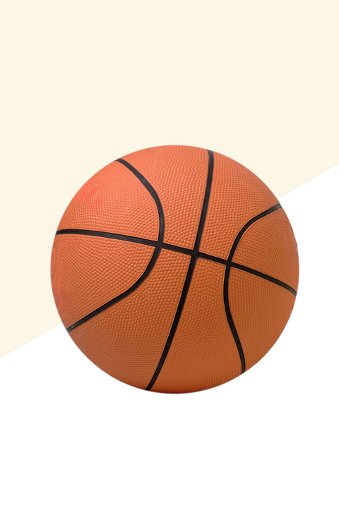 Basketball, Basketball, Ball, Orange, Sports equipment, Team sport, Sport venue, Ball game,