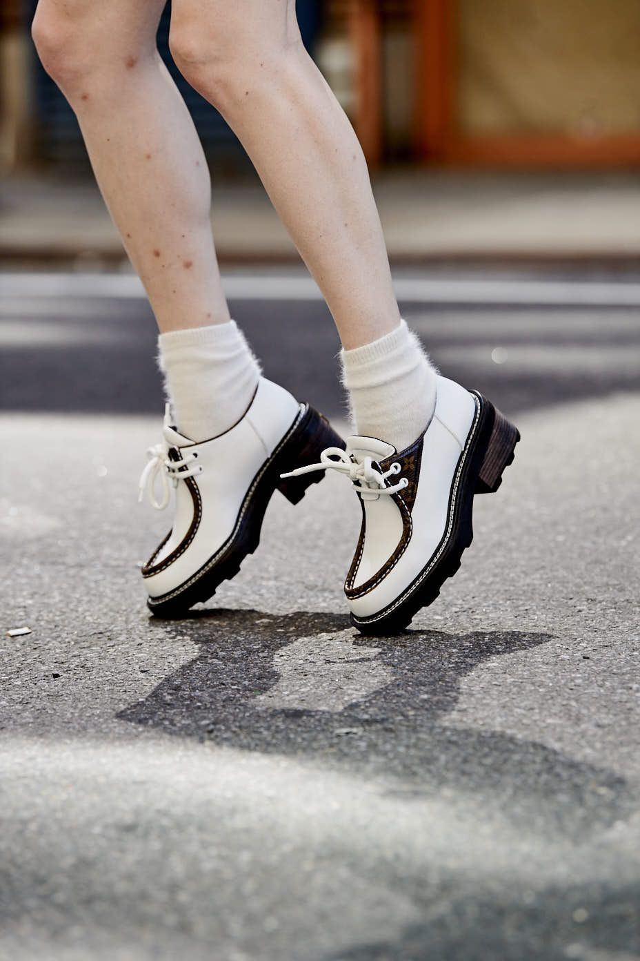 Creeper Sneakers Are Fall's Most Covetable Shoe