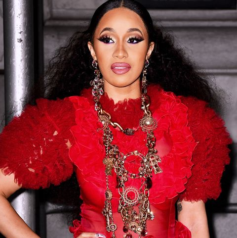6aa7456e2c4e Not all celebs love the Shade Room  Cardi B has asked the site to stop  posting about her.
