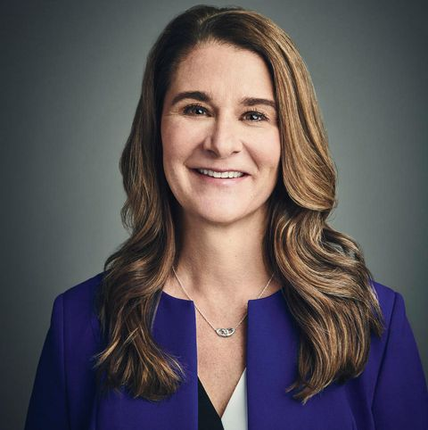 Melinda Gates I Spent My Career In >> Melinda Gates Discusses New Book The Moment Of Lift Her Career