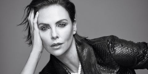 Charlize Theron Is in Control—and Funny as Hell