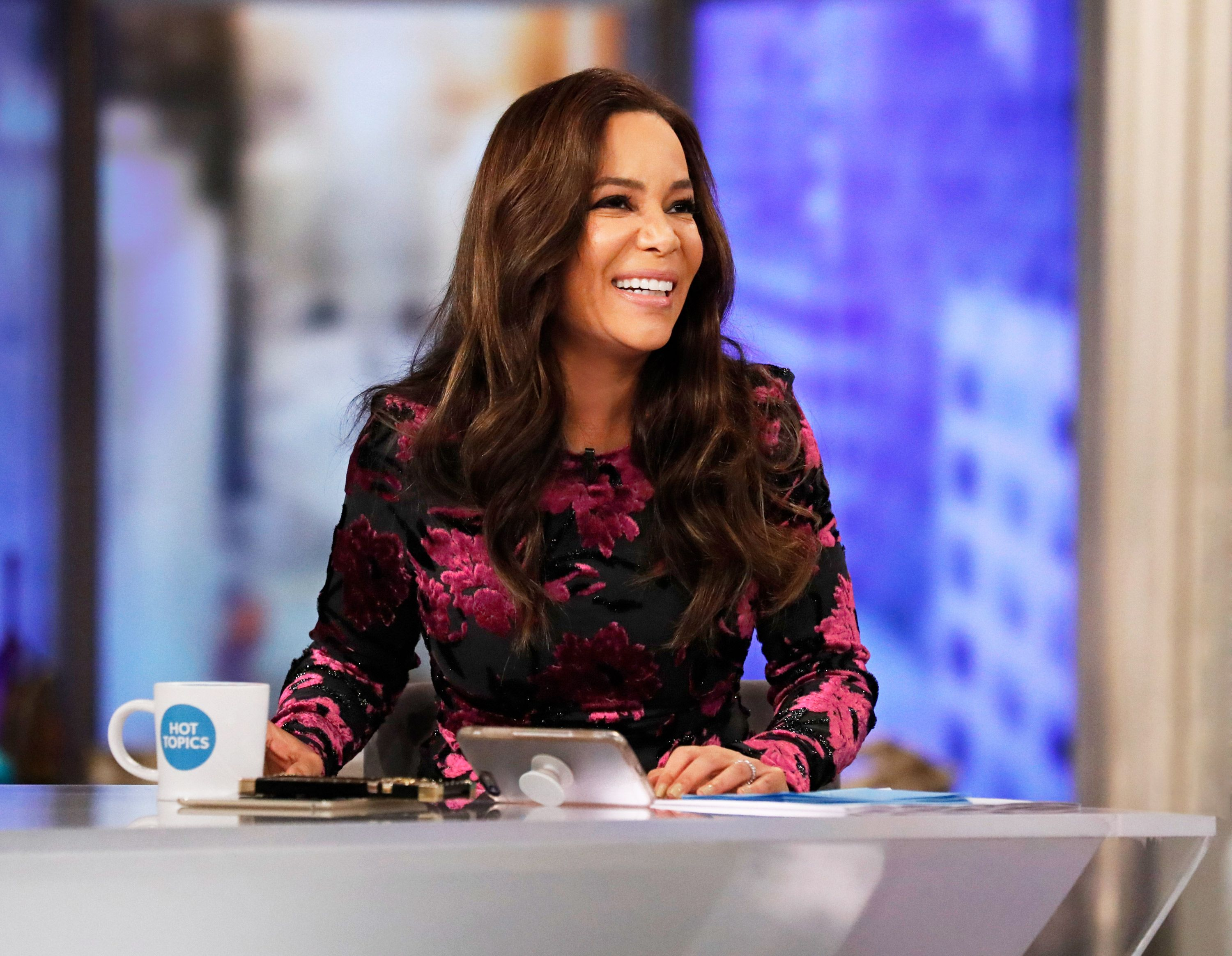 Sunny Hostin Shares the Shocking Reason She Ended Up On TV