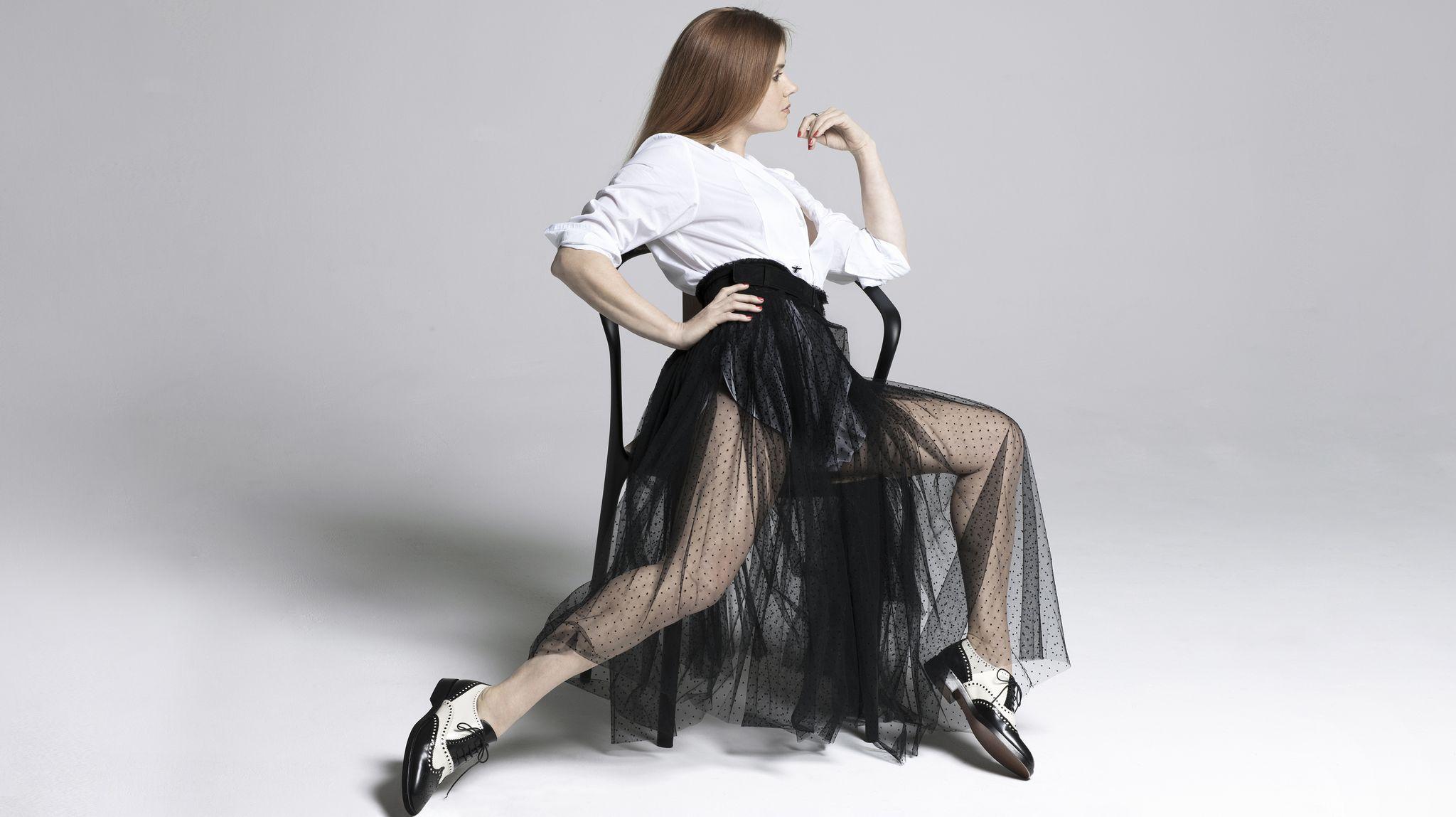 Amy Adams Explores Her Dark Side