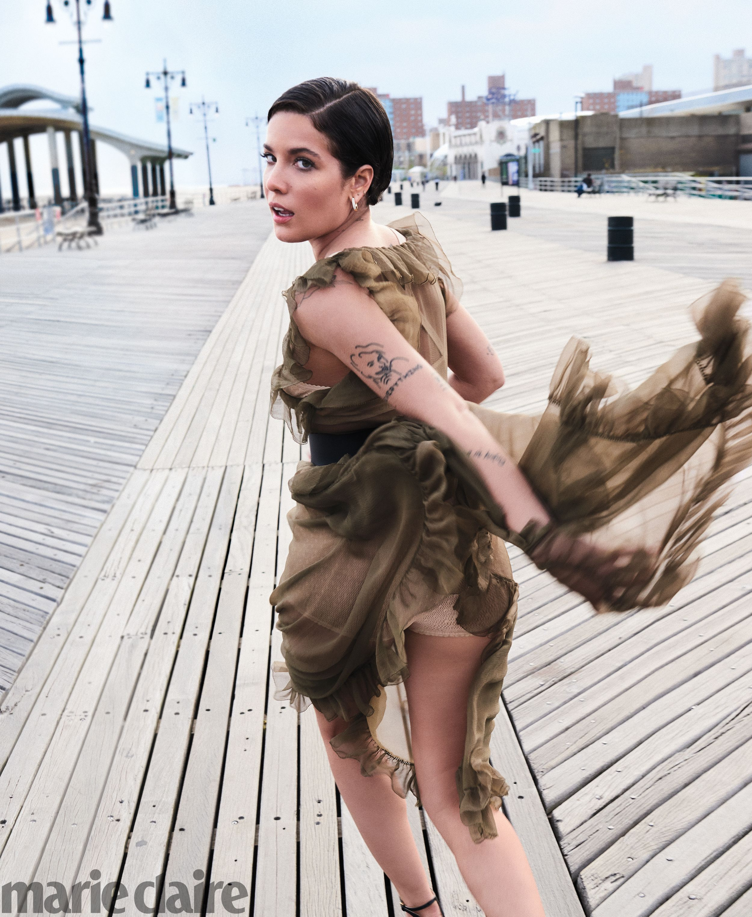Halsey on Her Relationship with Ex G-Eazy, How She Rose to Stardom