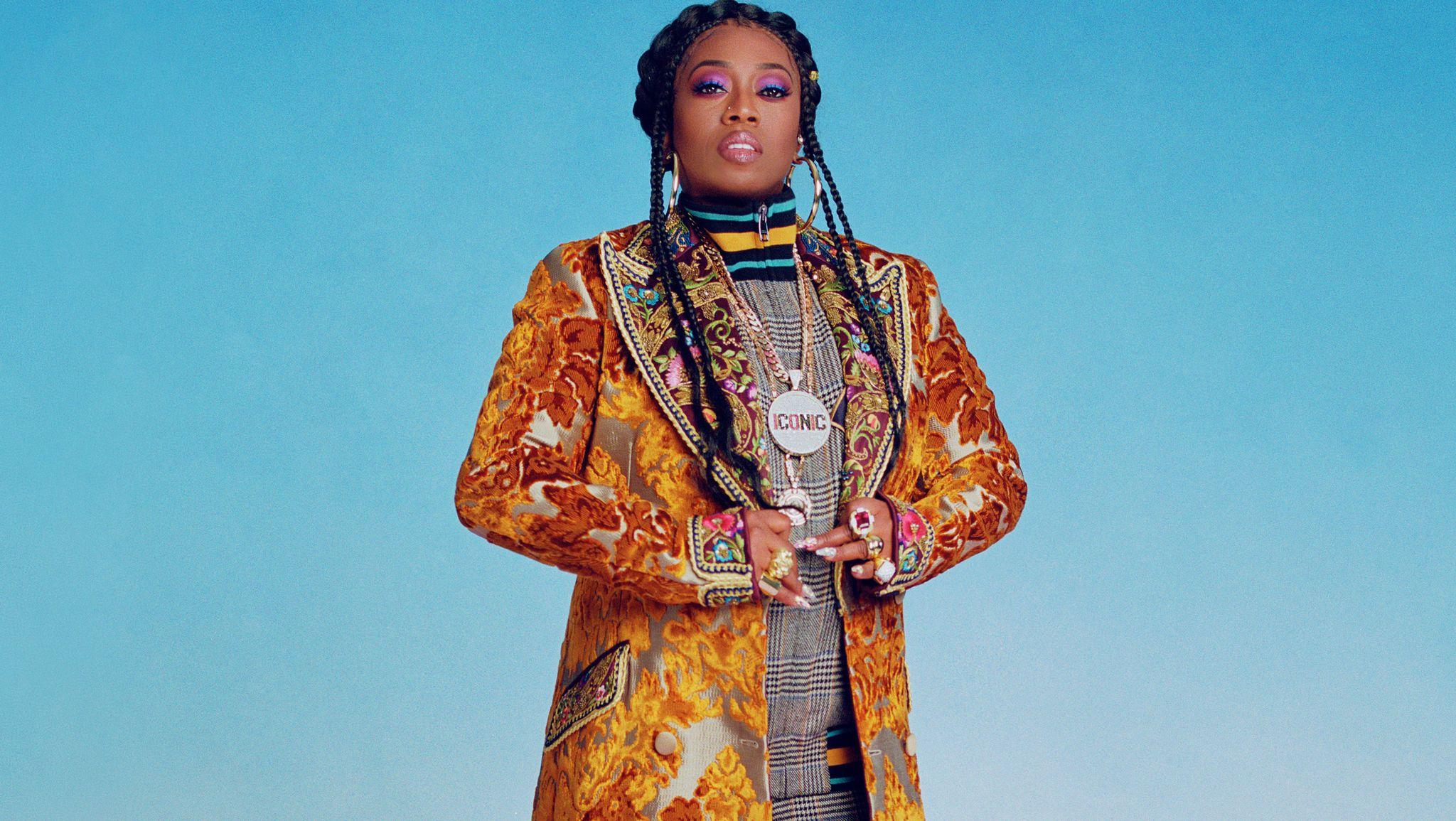 Missy Elliott: The Legend Returns