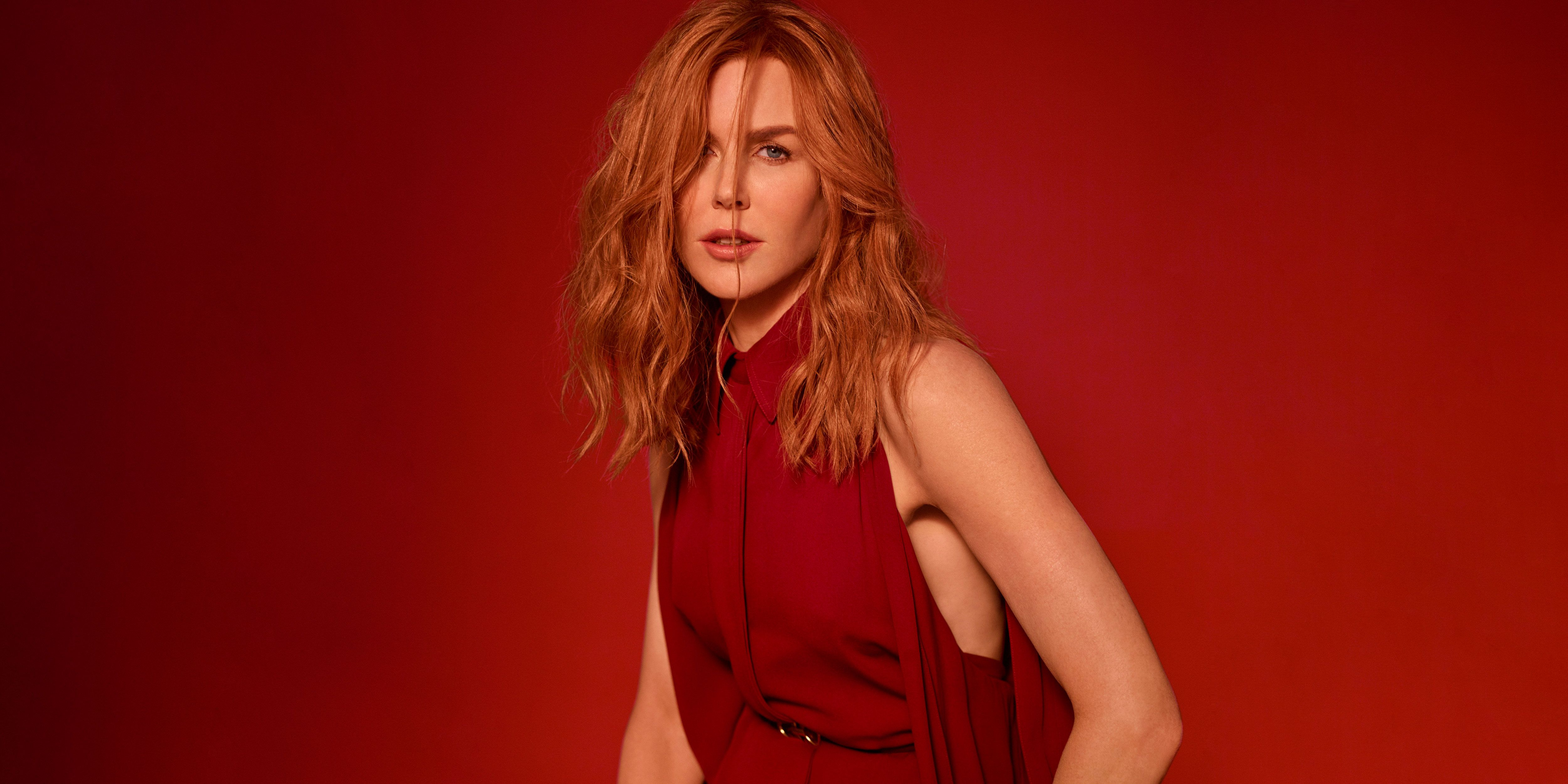 Exclusive: Nicole Kidman talks to Marie Claire