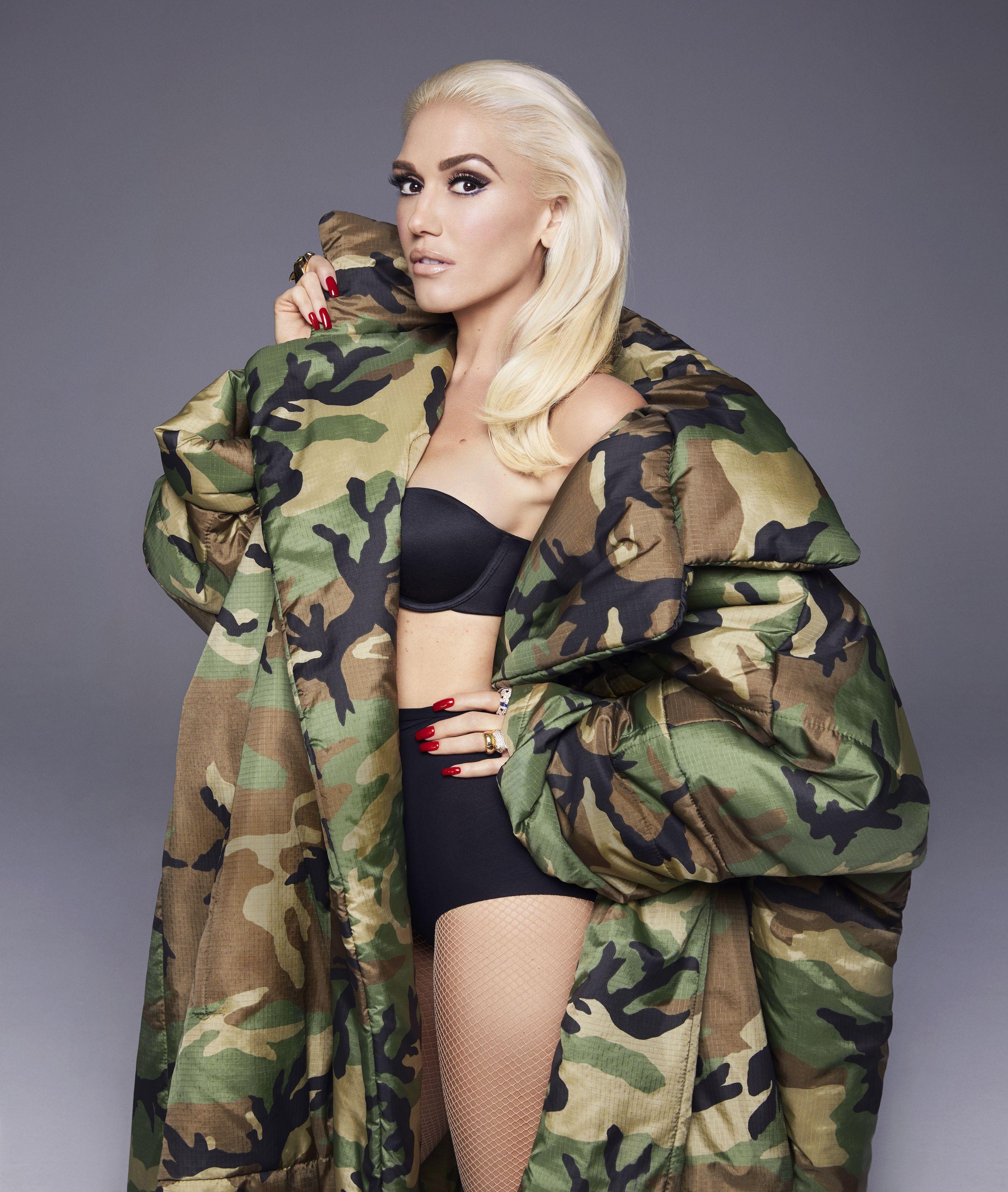 Gwen Stefani Porr