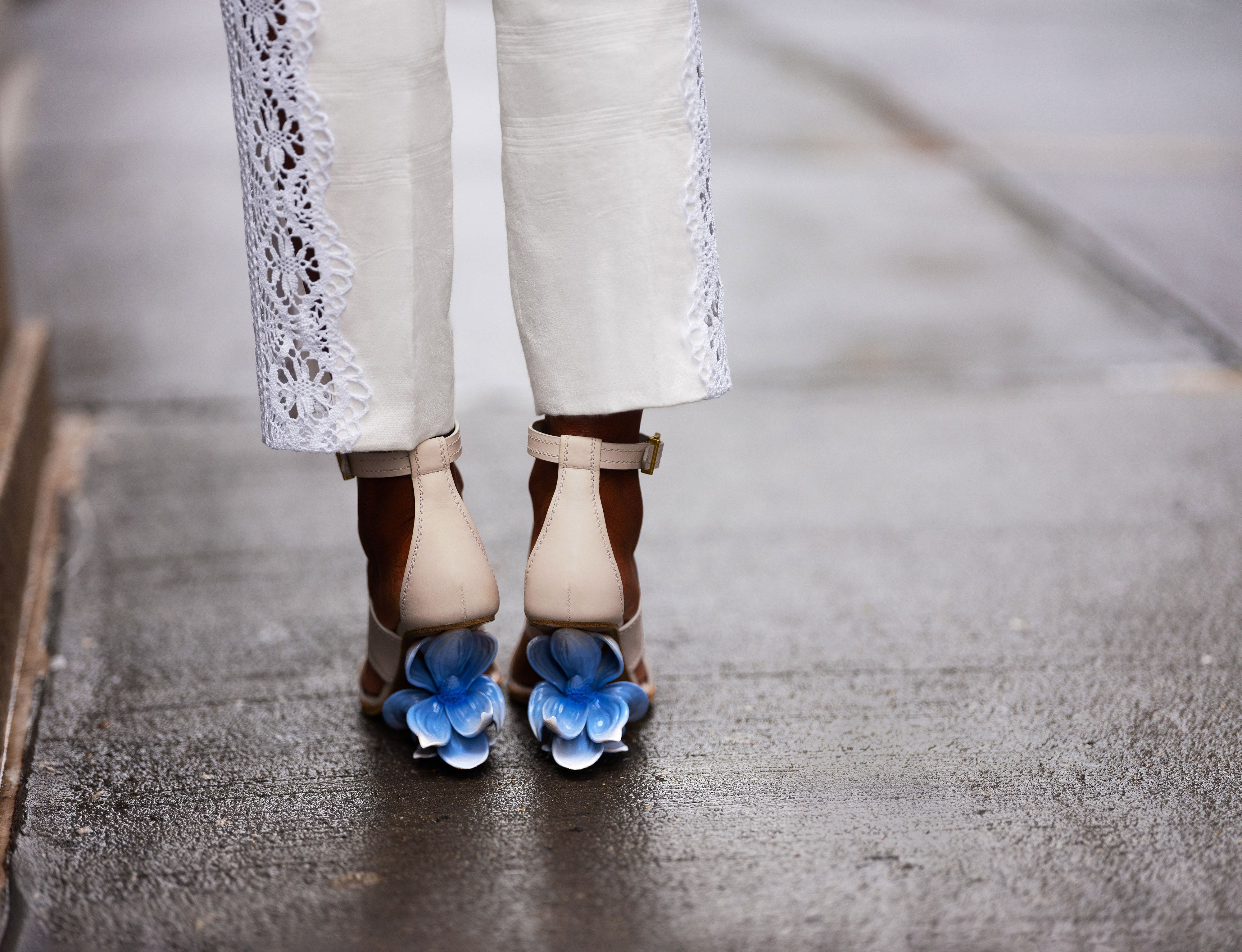 """Chic """"Something Blue"""" Pieces to Work Into Your Wedding Day"""