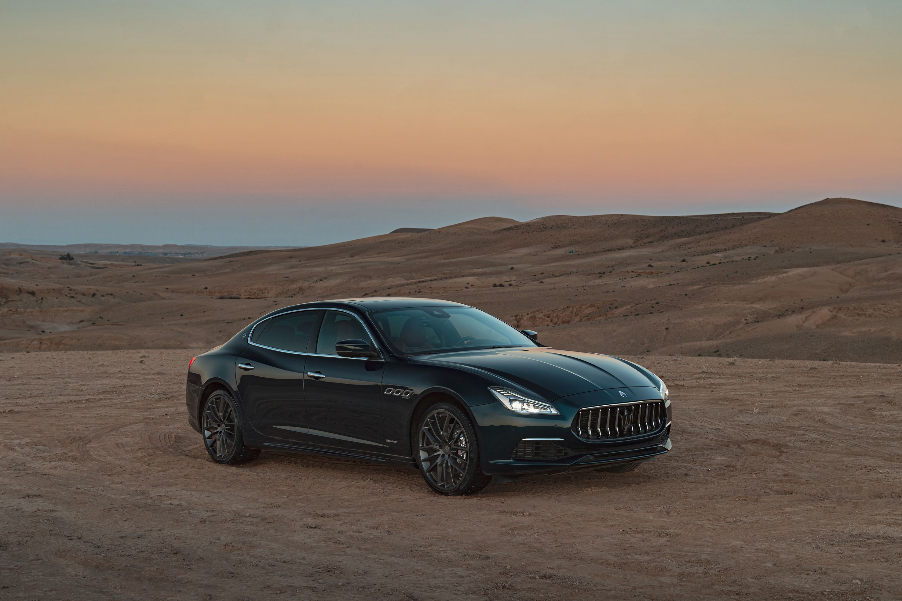 The Evolution Of Luxury: A History Of Maserati