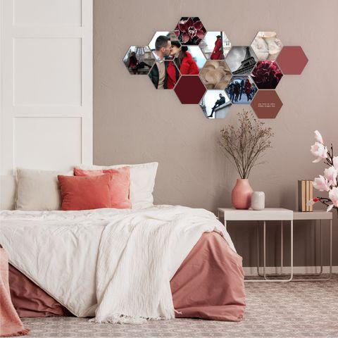 modulari wanddecoratie