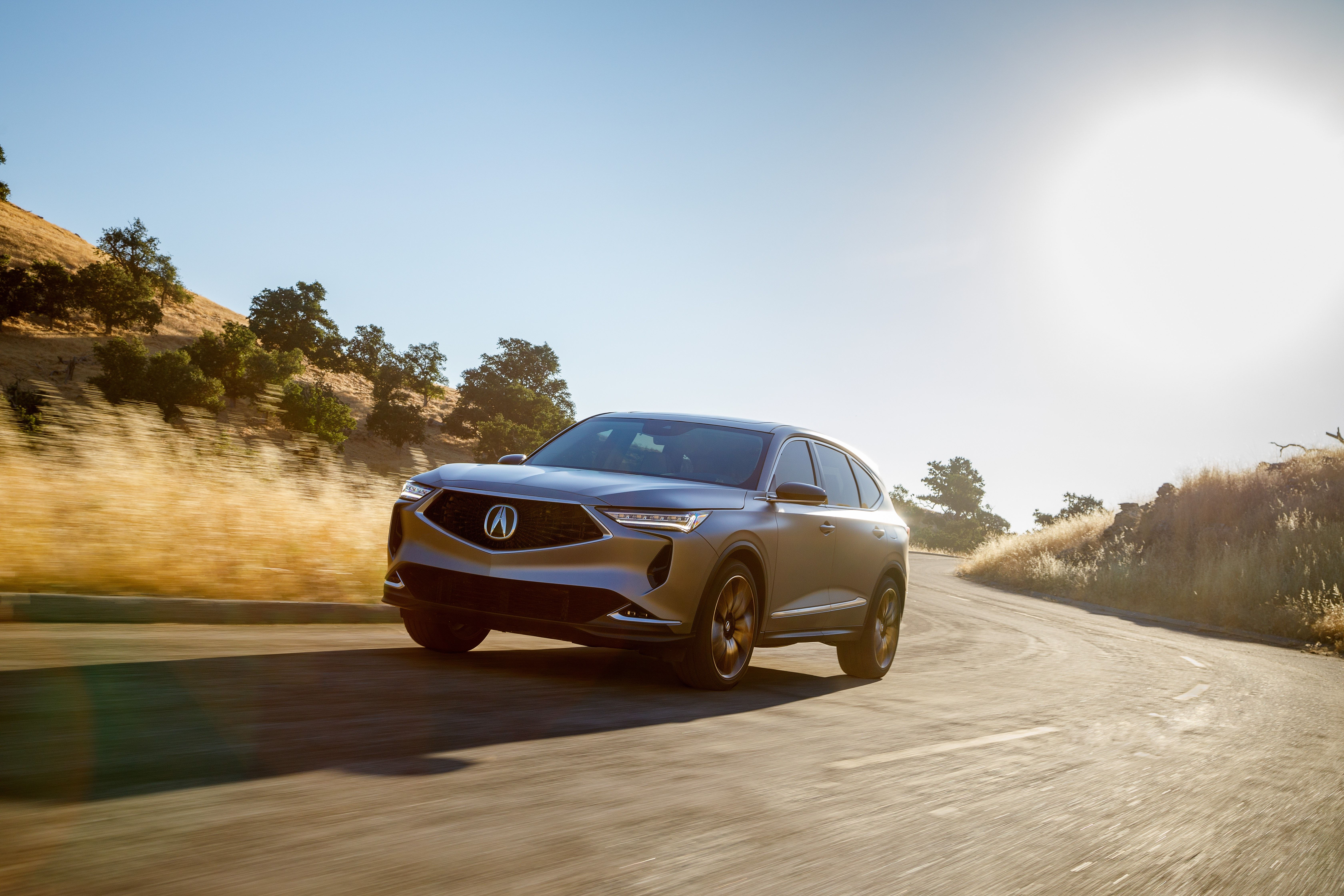 Look It S The 2022 Acura Mdx A Type S Variant Is Close Behind