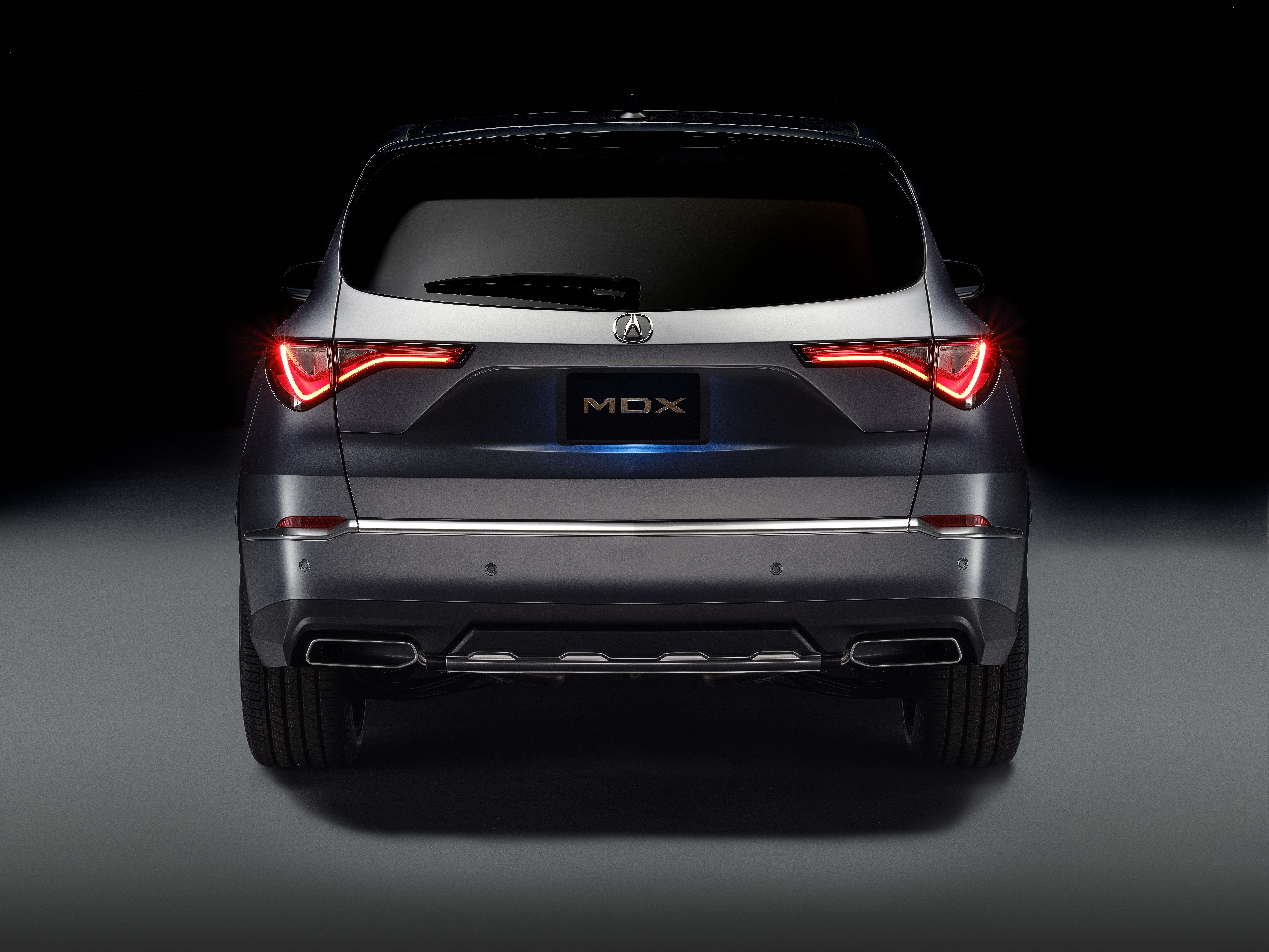 The 2022 Acura Mdx Prototype In Pictures