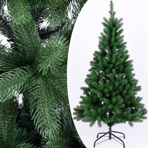 most realistic fake christmas trees