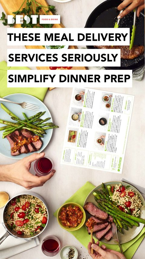 5 best meal delivery services to get in 2018 healthy food meal delivery services forumfinder Images