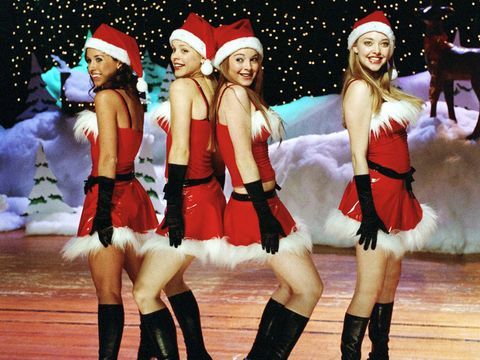 mean girls jingle bell - How Old Is Christmas