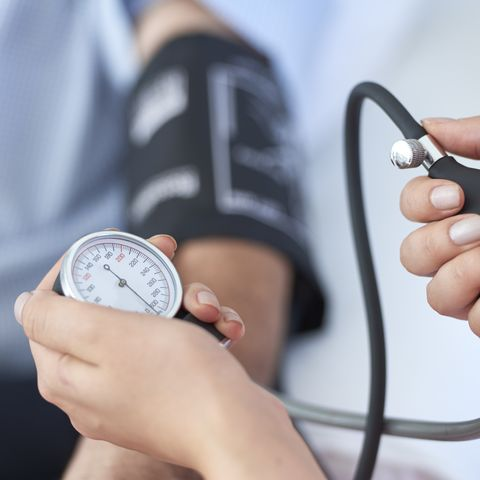 diabetes side effect - high blood pressure