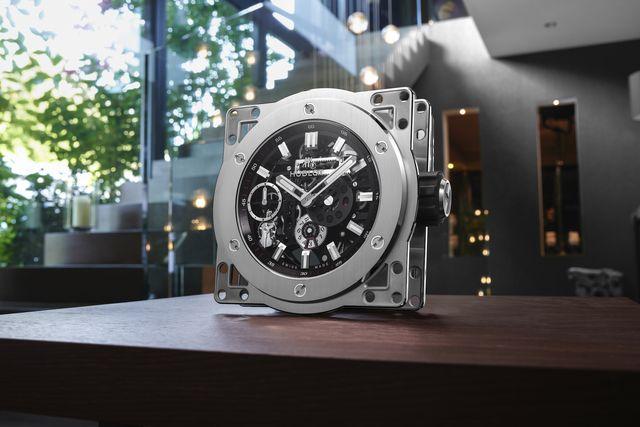 hublot meca 10 clock