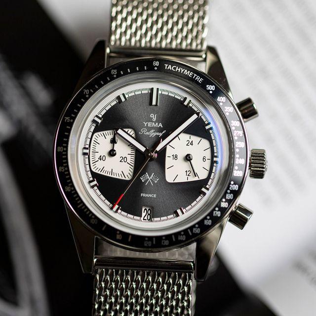 mecaquartz watches