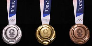 Medallas Juegos Olímpicos de Tokio 2020