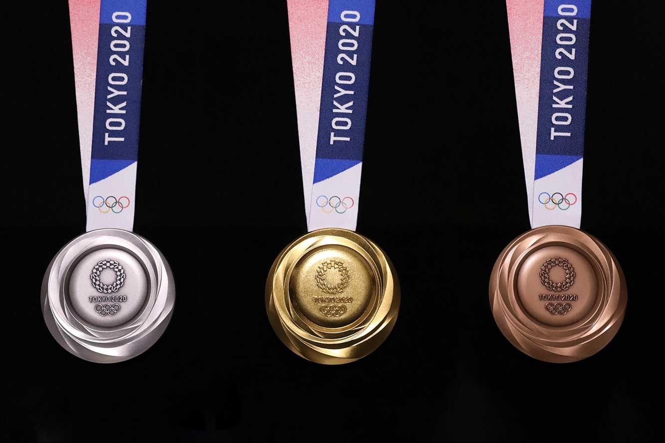 Best Free Government Cell Phone 2020 Tokyo 2020 Olympic Medals Made of Recycled Electronics