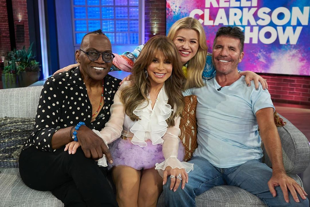 'The Kelly Clarkson Show' Hosted the Most Heartwarming 'American Idol' Judges Reunion