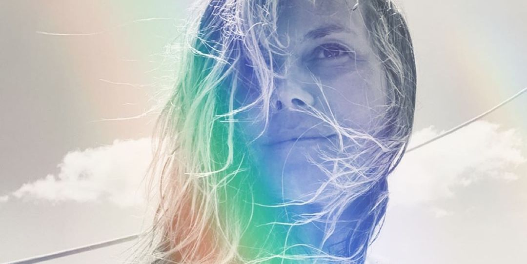 Heidi Klum Just Freed the Nipple in a No-Makeup Selfie on Her Honeymoon