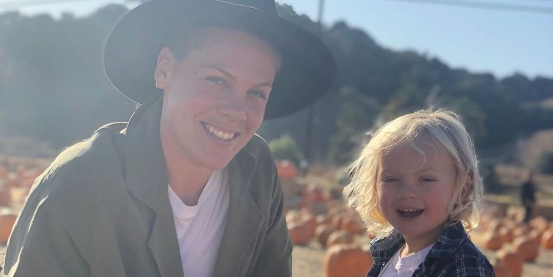 """Pink Gets Real About Her 3-Year-Old Son's """"Roller Coaster"""" Coronavirus Symptoms"""