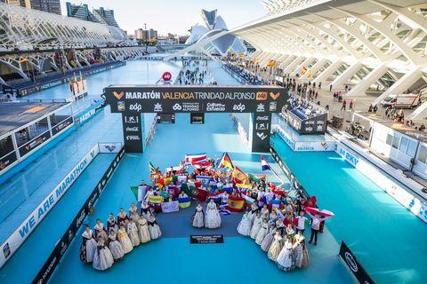 Media Maratón de Valencia agota dorsales