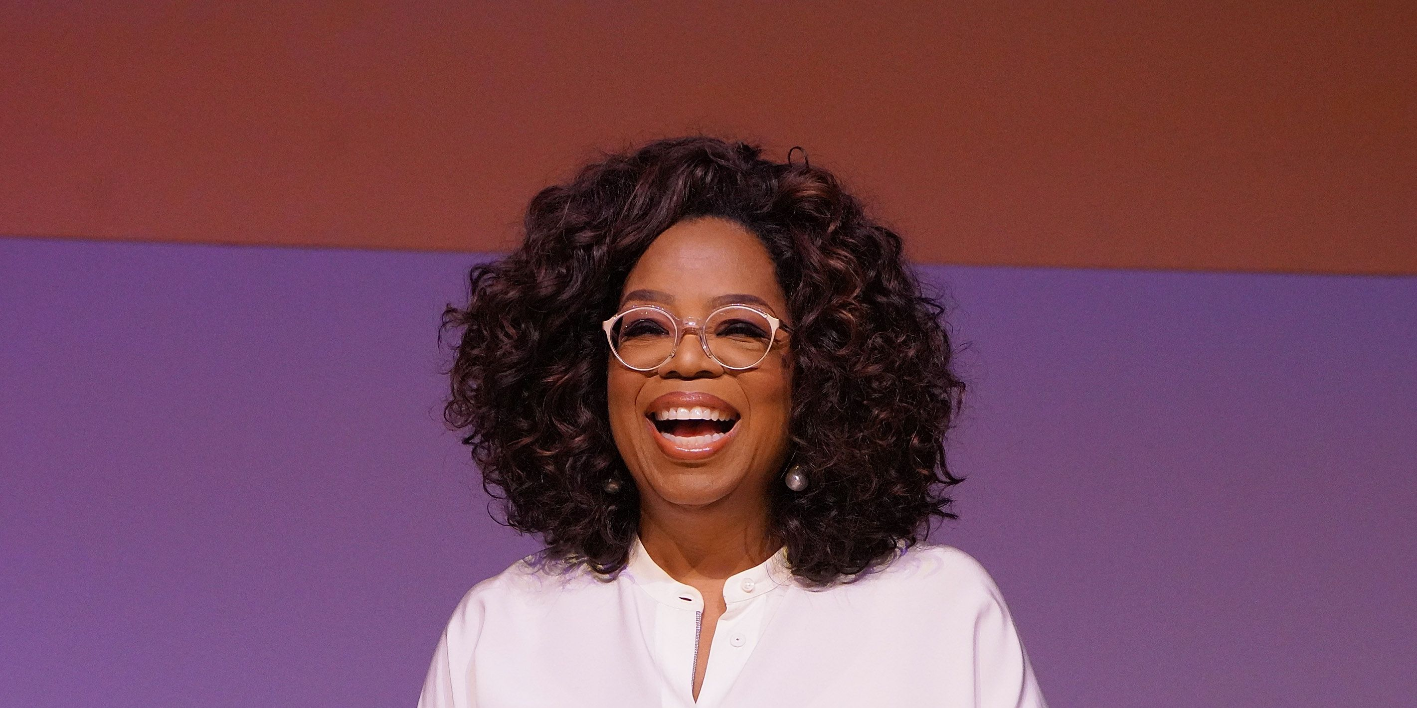 Oprah Winfrey Attends The Dignity of Women Conversation At The University of Johannesburg