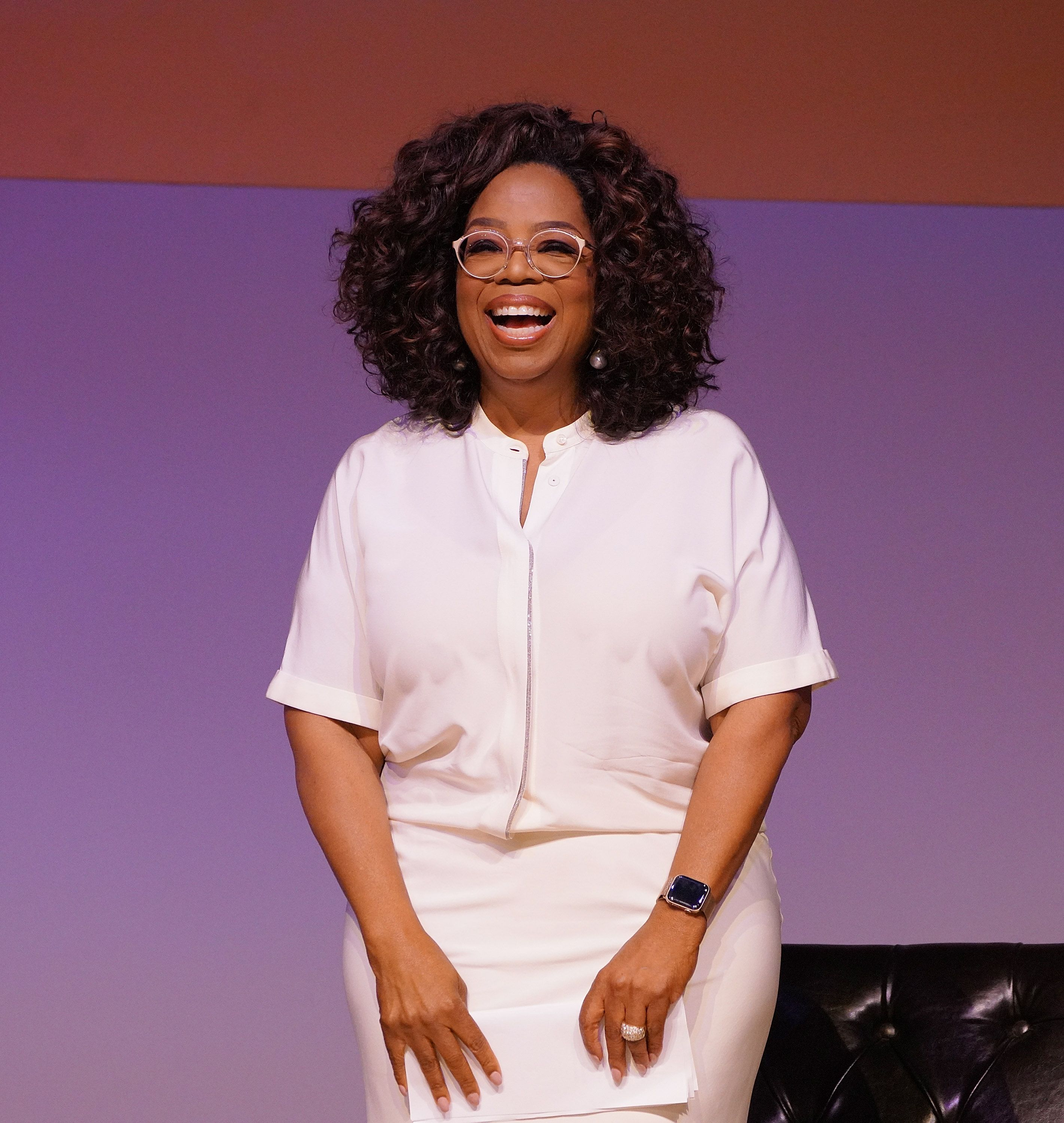 """At Apple Event, Oprah Announces Plans to Create the """"Biggest Book Club on the Planet"""""""