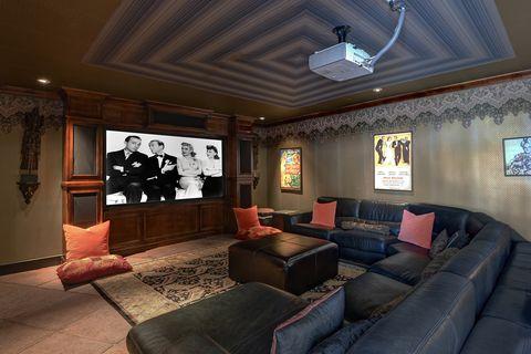La casa donde Bing Crosby hacía las mejores fiestas, a la venta