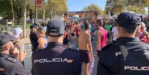 Corredores expulsados por trampas Media Maratón de Valencia
