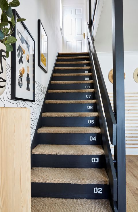 medina, grillodesigns   diy staircase