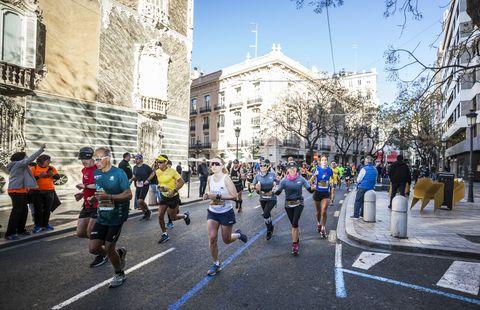 Últimos dorsales Medio Maratón de Valencia